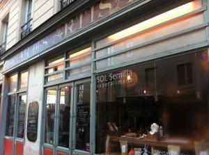 Restaurant Sol Selilla, Paris